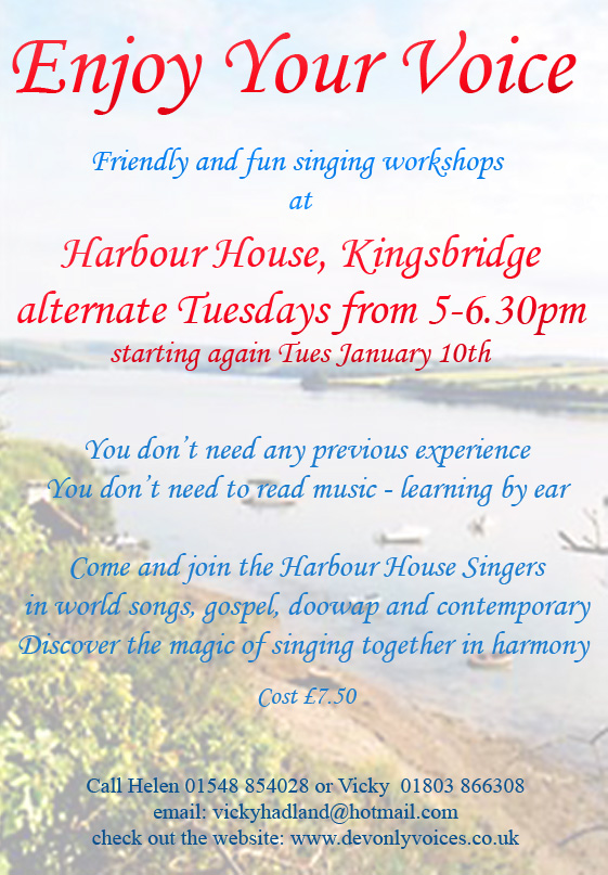The Harbour House Singers